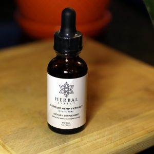 Herbal Aspect - CBD Oil Tinctures (3)