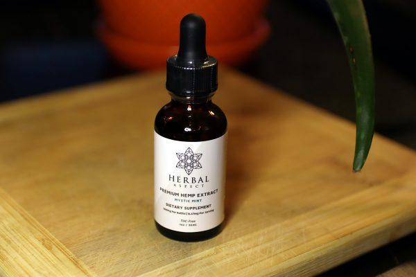 Herbal Aspect - CBD Oil Tinctures (3)