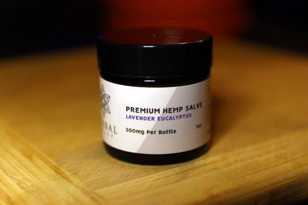 Herbal Aspect - High Potency CBD Salve (2)