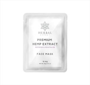 CBD Topical Face Mask