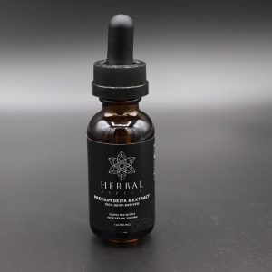 Herbal Aspect - Delta 8 THC Tincture 1200MG