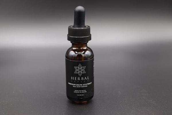 Herbal Aspect - Delta 8 THC Tincture 1200MG