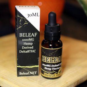 Beleaf - Delta 8 THC Tincture (2)