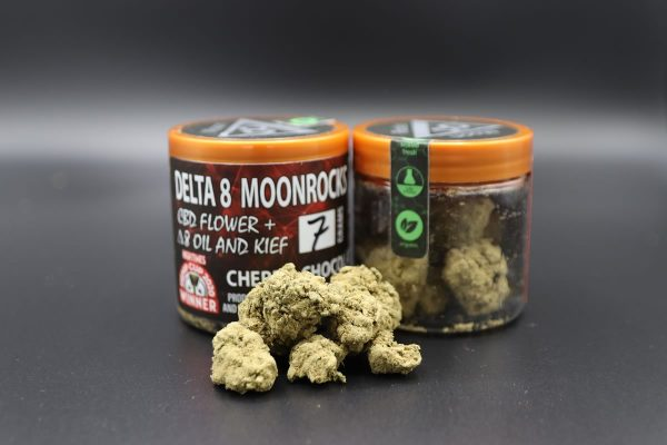 Delta 8 THC Moonrocks 7g Madison WI