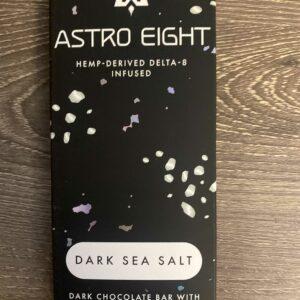 Astro 8 Delta 8 Chocolate Bar - 600 MG (4)