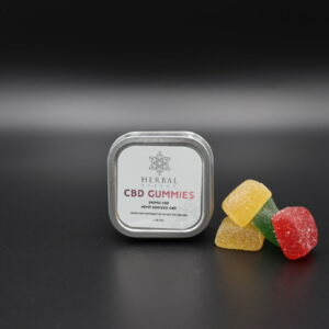 Herbal Aspect CBD Gummies Tin - 240 MG